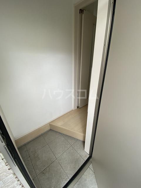 三室大古里緑地台住宅 C棟の洗面所