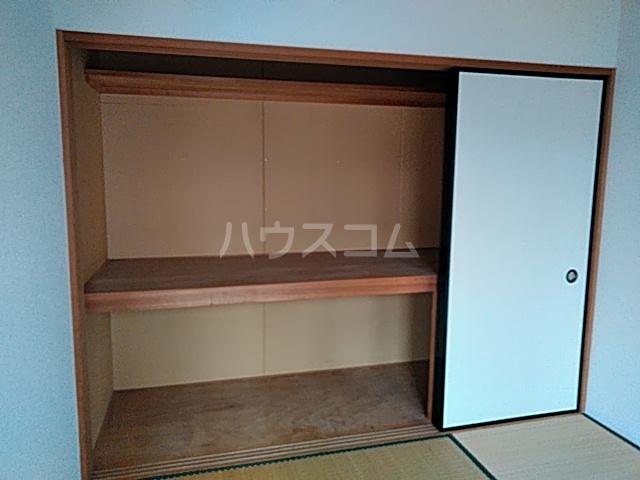 第2藤ハイツ 202号室の収納