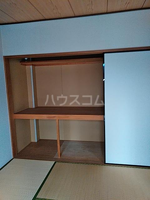 第2藤ハイツ 303号室の収納