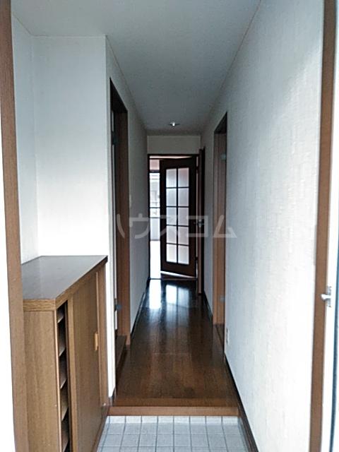 第2藤ハイツ 303号室の玄関