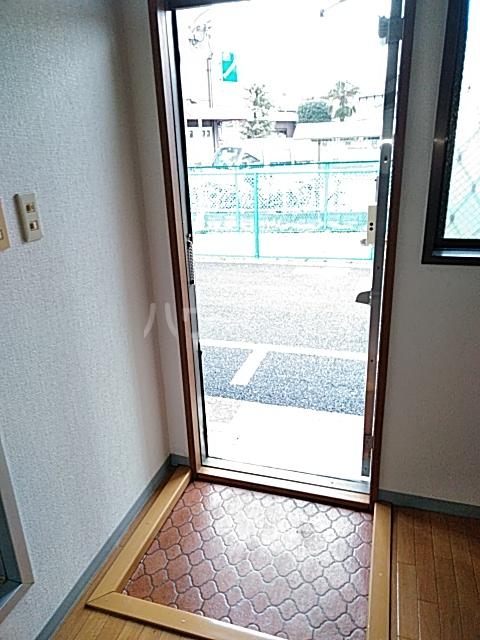 シティハイムコスモス 101号室の玄関