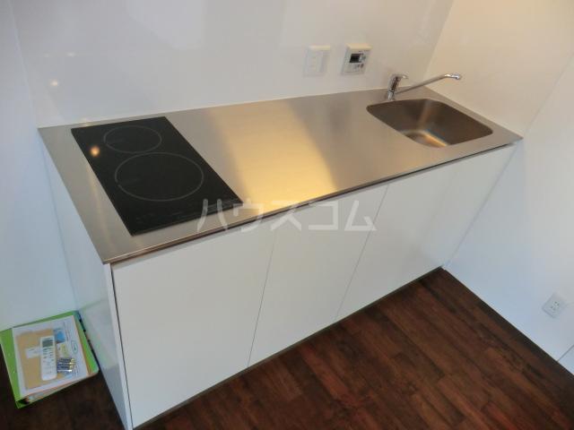 カラスヤマテラスEW 06号室のキッチン