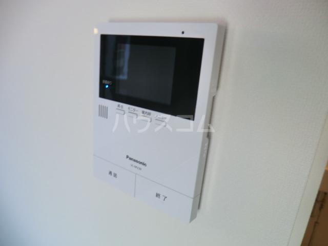 カラスヤマテラスEW 06号室のセキュリティ