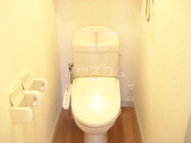 メゾン・アウル 201号室のトイレ