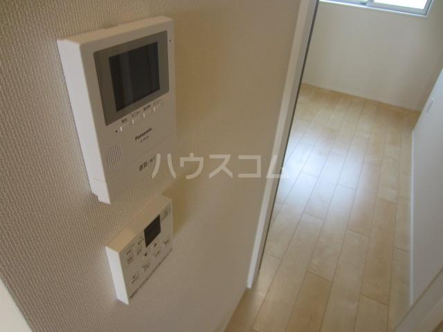 ラウレア OZ 202号室のセキュリティ