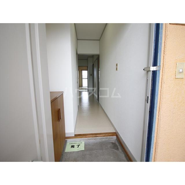 上尾リバーストーン 303号室の玄関