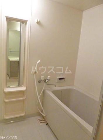 グラスコート野沢 0203号室の風呂