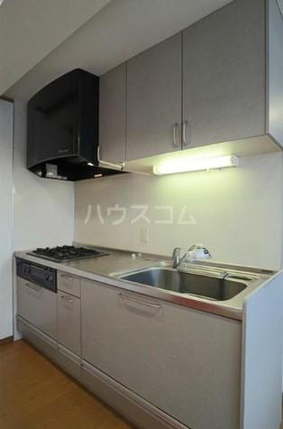 目黒本町5丁目貸家 1階部分のキッチン
