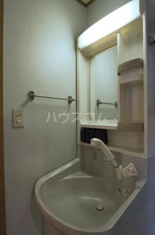 目黒本町5丁目貸家 1階部分の洗面所