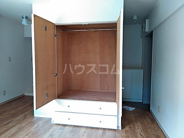 DJK花小金井マンション 203号室の収納
