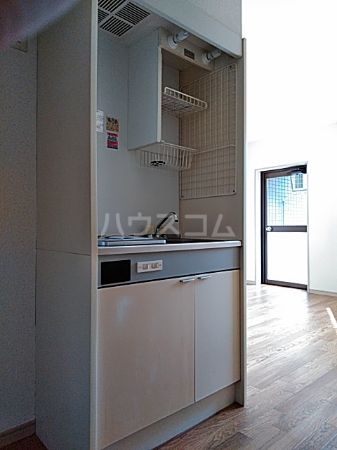 DJK花小金井マンション 203号室のキッチン