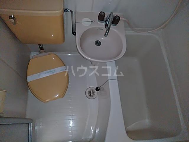 DJK花小金井マンション 203号室の風呂