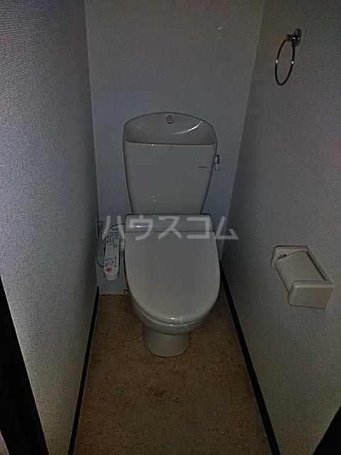 K corpo ナオイ 201号室のトイレ