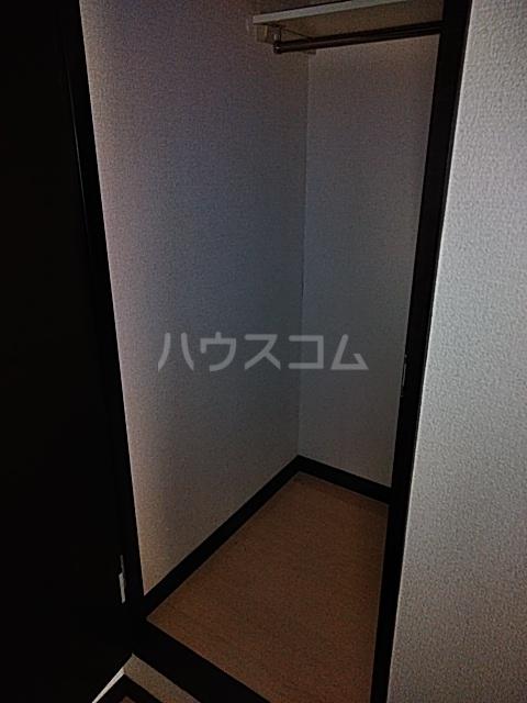 K corpo ナオイ 201号室の収納