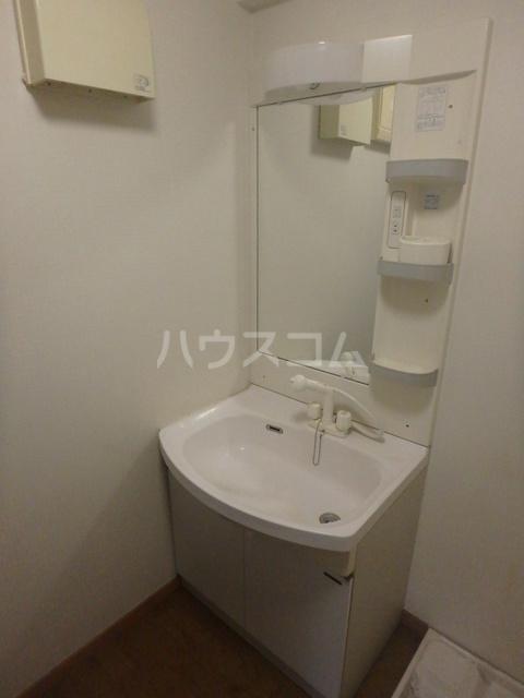 メゾン・ドゥ・フォレ 505号室の洗面所