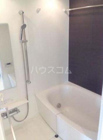パークキューブ目黒タワー 801号室の風呂