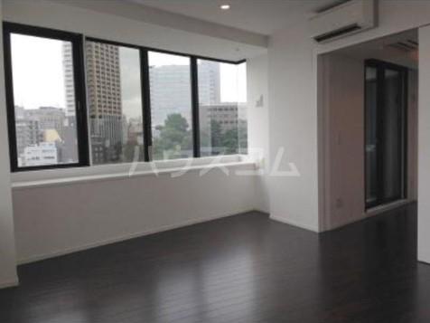 パークキューブ目黒タワー 801号室の居室