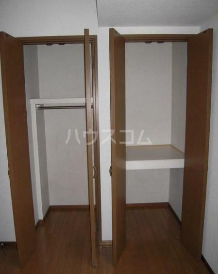 コーポM&I 202号室の収納