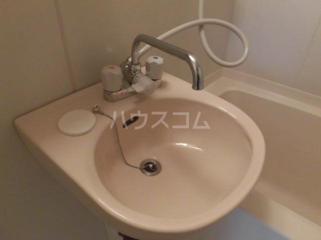 メゾン佳鳳楼 201号室の洗面所