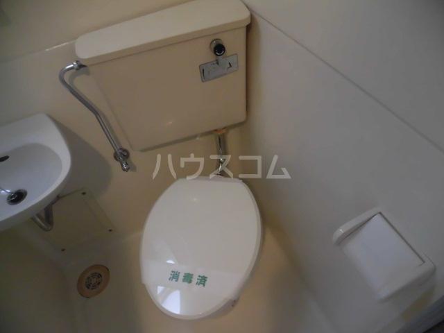 エムズフォレスト 307号室のトイレ