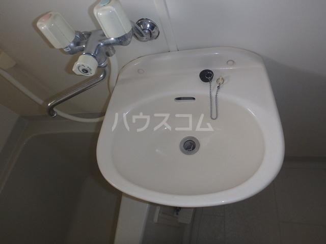 ロズマン・ジュネス 206号室の洗面所