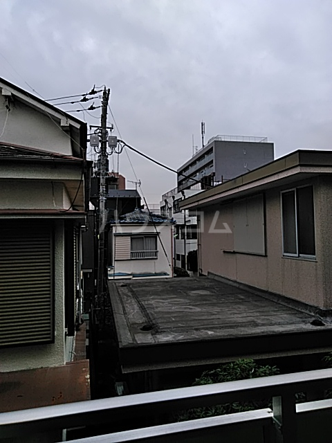 Alta Todoroki 202号室の景色