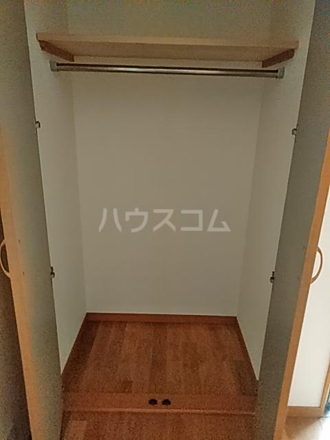 Alta Todoroki 202号室の収納