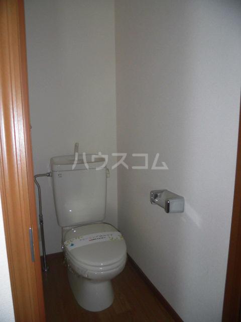 ベルクレスト下馬のトイレ