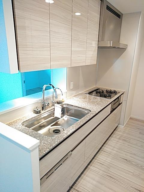 パークシティ武蔵小杉 ザガーデンタワーズ 3402号室のキッチン