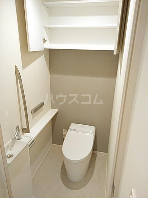 パークシティ武蔵小杉 ザガーデンタワーズ 3402号室のトイレ