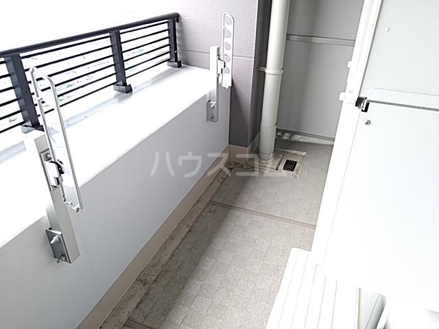 パークシティ武蔵小杉 ザガーデンタワーズ 3402号室のバルコニー