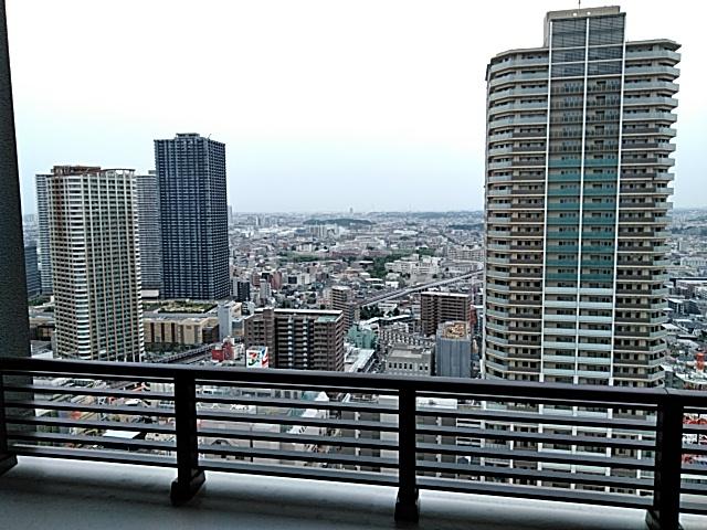 パークシティ武蔵小杉 ザガーデンタワーズ 3402号室の景色