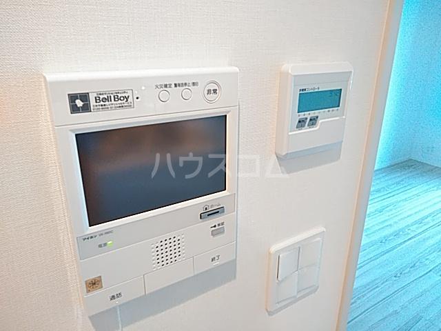 パークシティ武蔵小杉 ザガーデンタワーズ 3402号室のセキュリティ