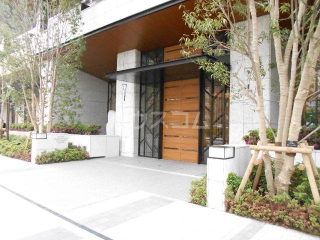 パークシティ武蔵小杉 ザガーデンタワーズ 3402号室のエントランス