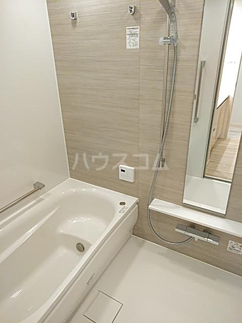 パークシティ武蔵小杉 ザガーデンタワーズ 3402号室の風呂