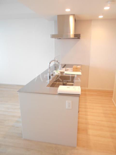 パークシティ武蔵小杉 ザガーデンタワーズ 4909号室のキッチン