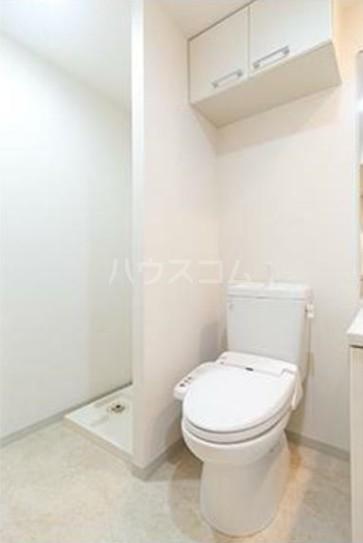 ジーリョ自由が丘 101号室のトイレ