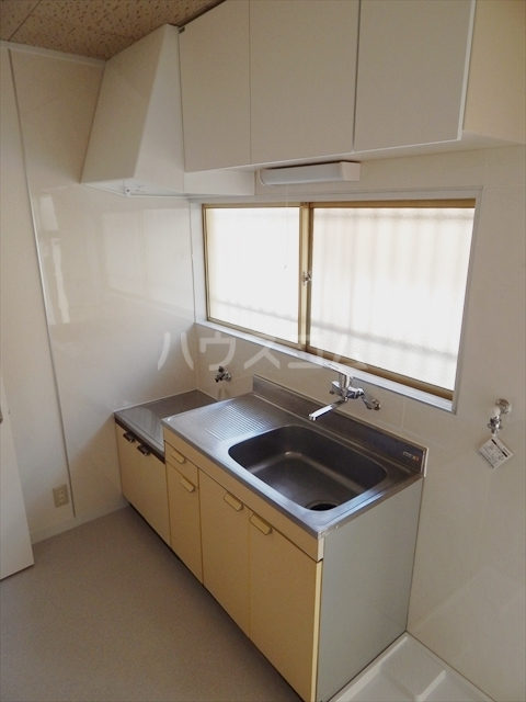 サンライズ 102号室のキッチン