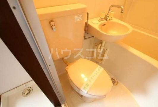 小池ハイツ 201号室のトイレ