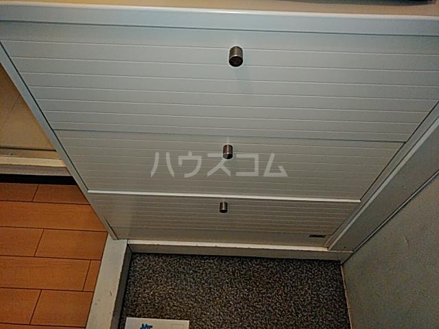 コーポマリーナ上野毛 101号室の玄関