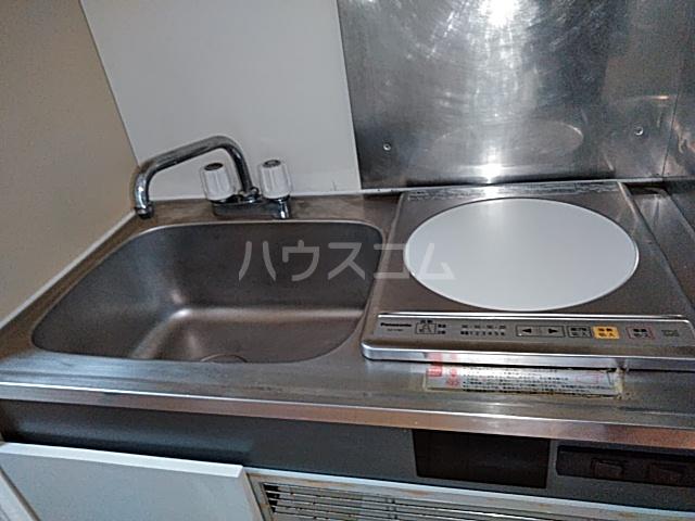 コーポマリーナ上野毛 101号室のキッチン