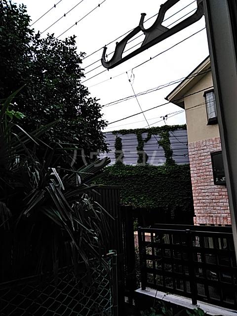 コーポマリーナ上野毛 101号室の景色