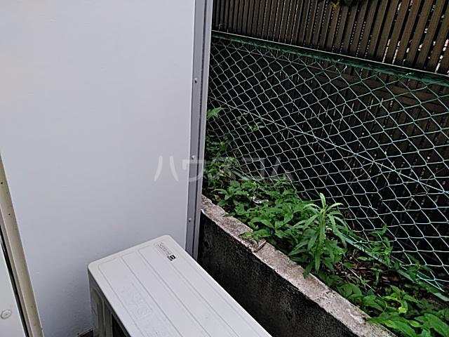 コーポマリーナ上野毛 101号室のバルコニー