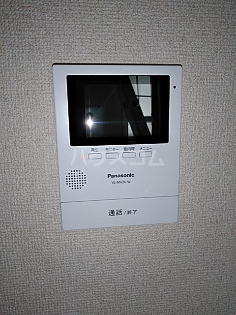 コーポマリーナ上野毛 101号室のセキュリティ