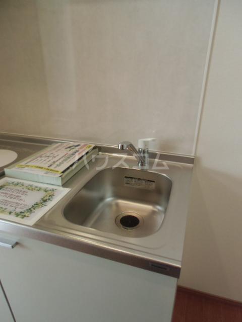CK久喜南 (仮称)久喜南アパート 202号室の洗面所