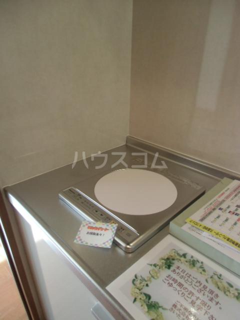 CK久喜南 (仮称)久喜南アパート 202号室の収納