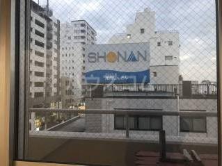 キャッスルマンション武蔵小山 402号室の景色