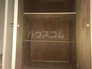 キャッスルマンション武蔵小山 402号室の収納