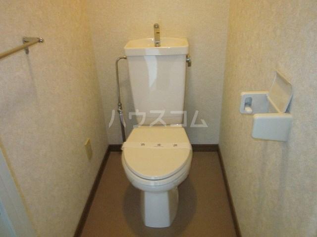 ファミリーステイツ3 03030号室のトイレ