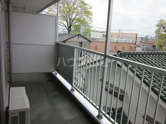 ファミリーステイツ3 03030号室のバルコニー